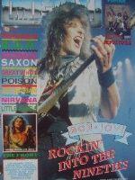 Metal Forces Magazine [United Kingdom] (January 1990)