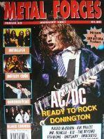 Metal Forces Magazine [United Kingdom] (August 1991)