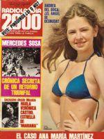 Radiolandia Magazine [Argentina] (29 February 1982)