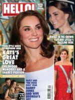 Hello! Magazine [United Kingdom] (24 July 2017)