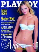 Playboy Magazine [Slovenia] (December 2002)