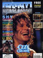 Metal Forces Magazine [United Kingdom] (April 1990)
