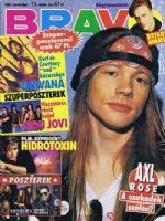 Bravo Magazine [Hungary] (November 1992)