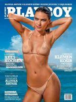 Playboy Magazine [Slovenia] (December 2017)