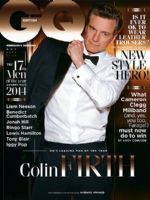 GQ Magazine [United Kingdom] (2 October 2014)
