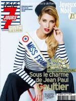 Télé 7 Jours Magazine [France] (19 December 2015)