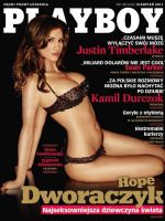 Playboy Magazine [Poland] (August 2011)
