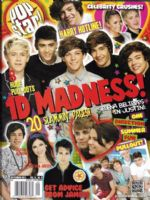 Popstar! Magazine [United States] (September 2012)