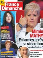 France-Dimanche Magazine [France] (19 May 2017)