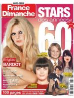 France-Dimanche Magazine [France] (22 November 2019)
