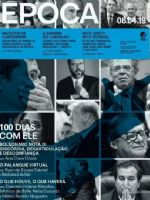 Epoca Magazine [Brazil] (8 April 2019)