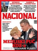 Nacional Magazine [Croatia] (12 May 2015)