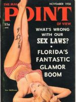 Male Point Magazine [United States] (November 1956)