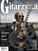 Gitarzysta Magazine [Poland] (June 2015)