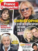 France-Dimanche Magazine [France] (4 January 2020)