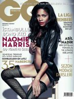 GQ Magazine [Turkey] (October 2012)