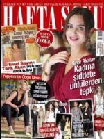 Haftasonu Magazine [Turkey] (28 September 2016)