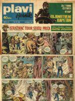 Plavi Vjesnik Magazine [Croatia] (24 June 1965)