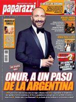 Paparazzi Magazine [Argentina] (27 March 2015)