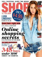 Shop til you drop Magazine [Australia] (10 March 2014)