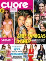 Cuore Magazine [Spain] (3 April 2019)