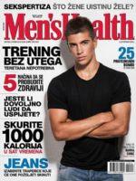 Men's Health Magazine [Croatia] (October 2014)