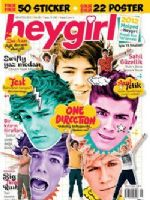 Hey Girl Magazine [Turkey] (August 2012)