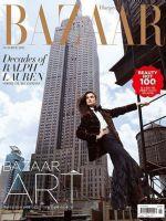 Harper's Bazaar Magazine [South Korea] (October 2018)