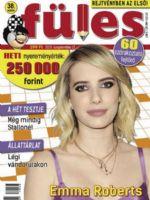 Fules Magazine [Hungary] (17 September 2019)