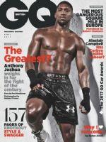 GQ Magazine [United Kingdom] (April 2017)
