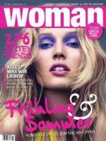 Woman Magazine [Austria] (13 March 2015)