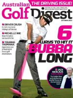 Australian Golf Digest Magazine [Australia] (October 2012)