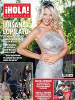 Hola! Magazine [Argentina] (9 April 2013)