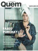 Quem Magazine [Brazil] (11 April 2019)