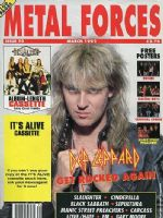 Metal Forces Magazine [United States] (March 1992)