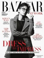 Harper's Bazaar Magazine [India] (September 2015)