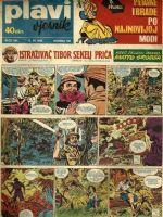 Plavi Vjesnik Magazine [Croatia] (17 June 1965)