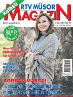 Kétheti RTV Műsormagazin Magazine [Hungary] (6 May 2019)