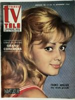 TV France Magazine [France] (8 September 1964)
