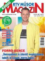 Kétheti RTV Műsormagazin Magazine [Hungary] (12 August 2019)