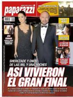 Paparazzi Magazine [Argentina] (11 September 2015)