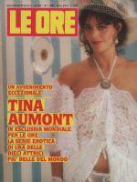 Le Ore Magazine [Italy] (15 January 1986)