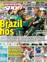 Nemzeti Sport Magazine [Hungary] (5 April 2014)