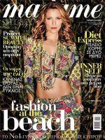 Madame Figaro Magazine [Cyprus] (July 2014)