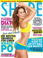 Shape Magazine [Germany] (June 2013)