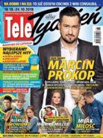 Tele Tydzień Magazine [Poland] (18 October 2019)