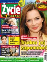Zycie na goraco Magazine [Poland] (11 October 2012)
