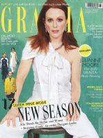 Grazia Magazine [Germany] (11 August 2016)