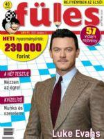 Fules Magazine [Hungary] (3 October 2017)