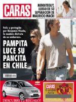 Caras Magazine [Argentina] (22 November 2005)